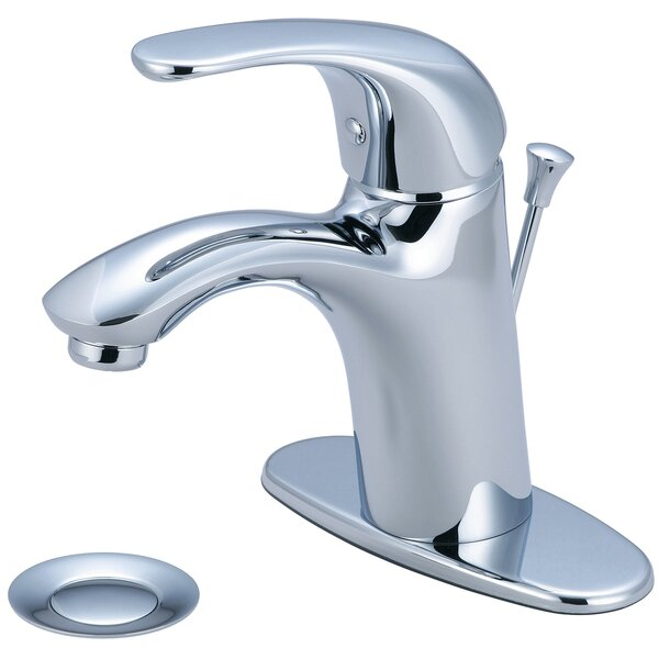 Vellano Single Hole Bathroom Faucet by Pioneer