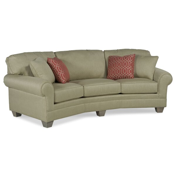 Excellent Brands Ayden Corner Sofa by Fairfield Chair by Fairfield Chair