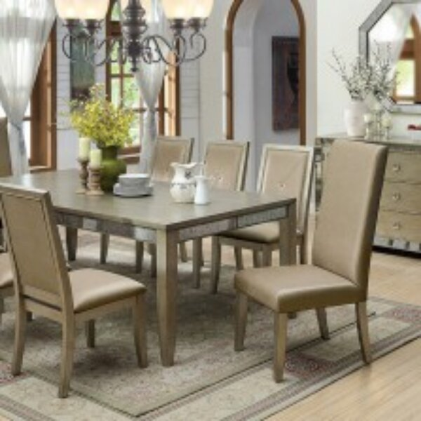 Robitaille 7 Piece Dining Set by House of Hampton