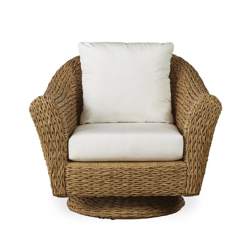 Delicieux Cayman Swivel Rocker Arm Chair