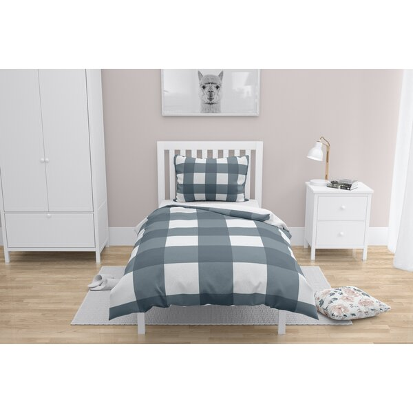 Byrne Buffalo Check Comforter Set