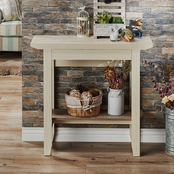 Review Tammy Contemporary Console Table