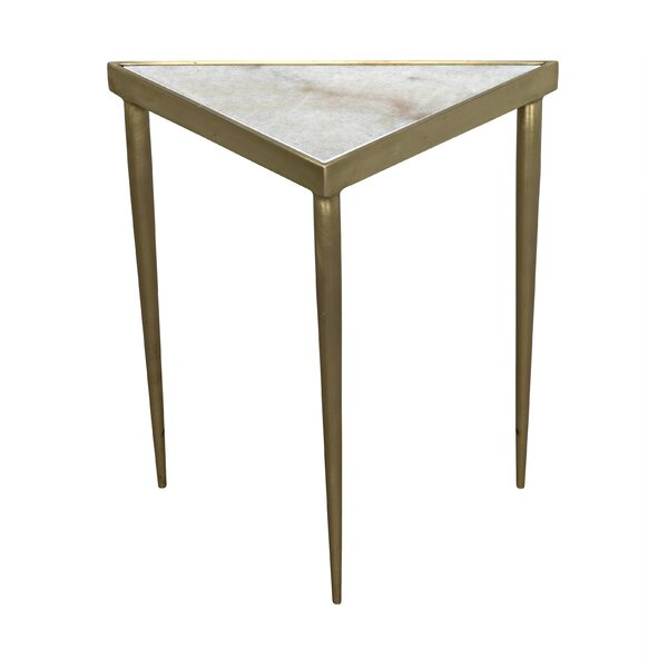 Comet Small End Table by Noir