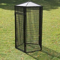 5 Sided Bird Aviary by K9 Kennel