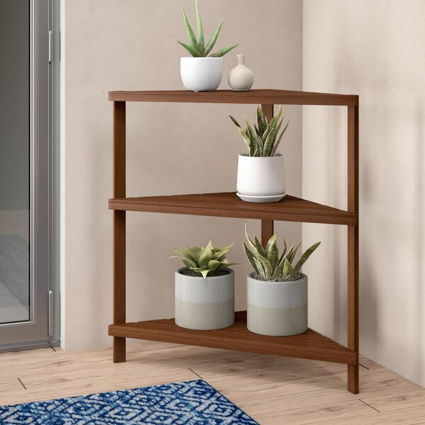 Arianna Corner Plant Stand by Langley Street