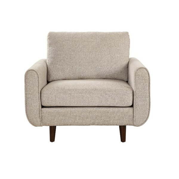 Ludowici Armchair by Ivy Bronx