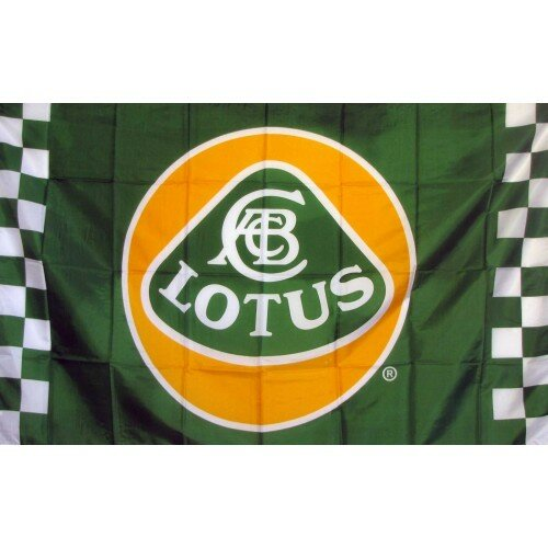 Lotus Automotive Polyester 3 x 5 ft. Flag by NeoPlex