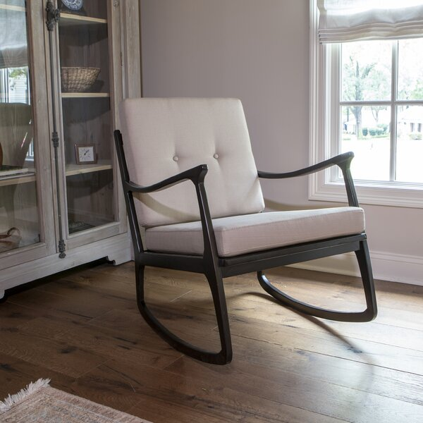 Marmolejo Rocking Chair By George Oliver