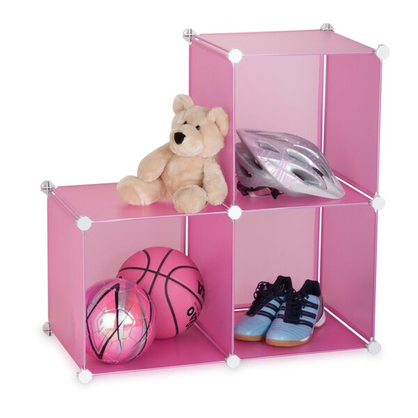 Storage Cube Unit Bookcase (Set of 3) by Honey Can Do