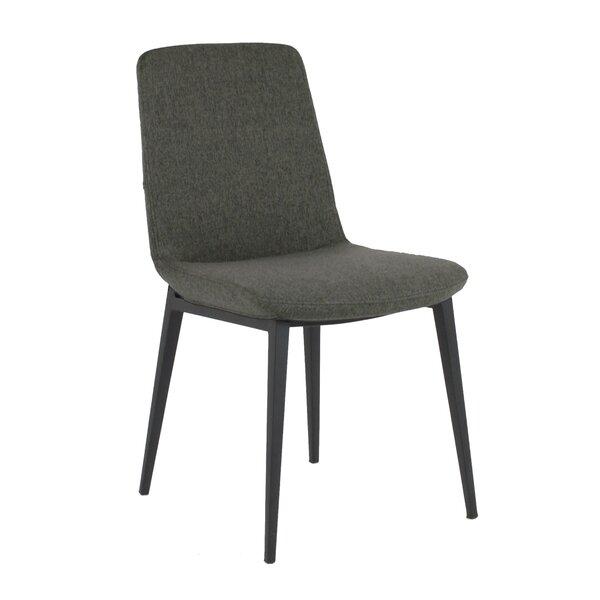 Stess Upholstered Dining Chair by Orren Ellis Orren Ellis