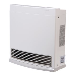Fan Convectors Vent Free 19 Watt Electric Convection Cabinet by Rinnai