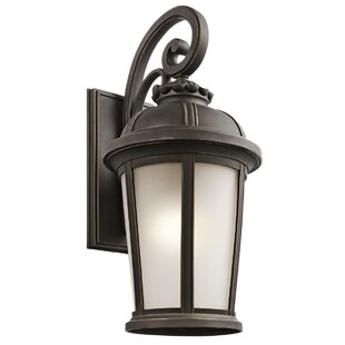 Price Check Ralston 1-Light Outdoor Wall Lantern By Kichler