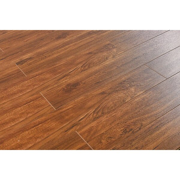 Killian 5 x 48 x 12mm Oak Laminate Flooring in Burlington by Serradon