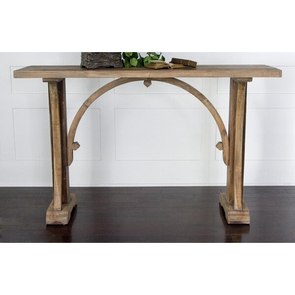 Aubin Console Table by One Allium Way