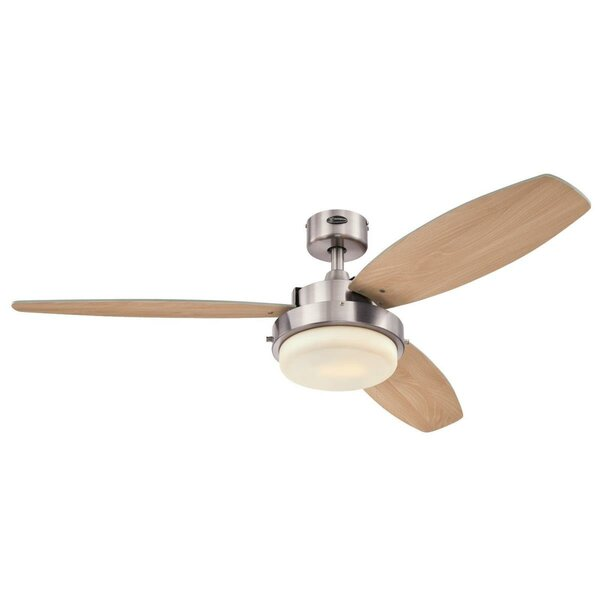 52 Corsa 3 Blade Ceiling Fan by Mercury Row