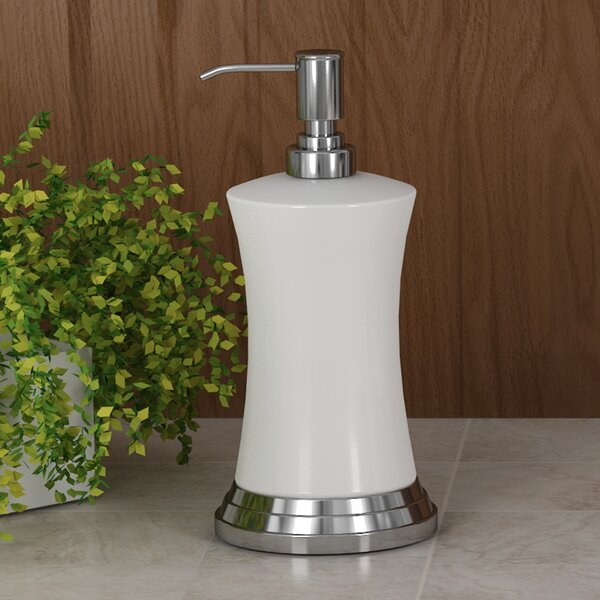 Silvernail Soap & Lotion Dispenser by Latitude Run
