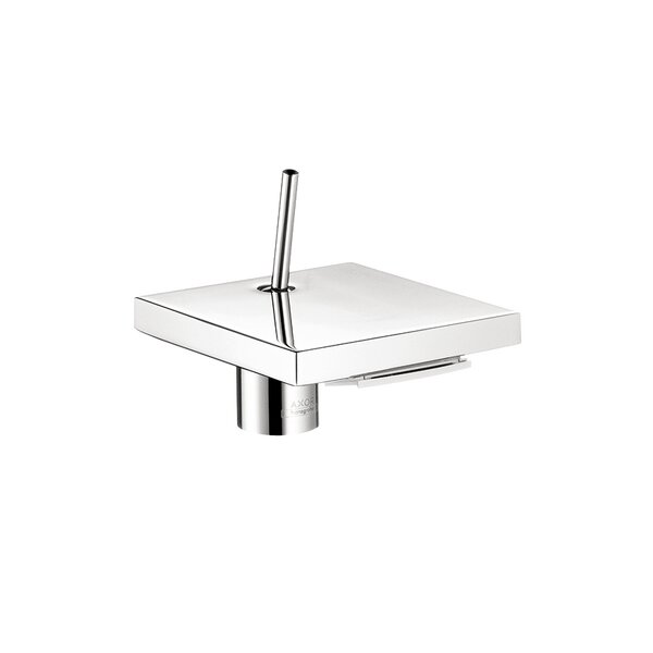 Axor Starck X Single Handle Adjustable Horizontal Spray Bidet Faucet by Axor