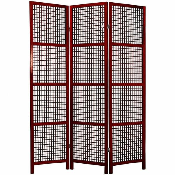 Stoehr Shoji 3 Panel Room Divider by Bay Isle Home