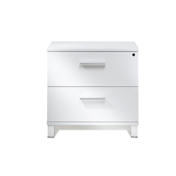 Pure Office 2 Drawer Lateral File by Haaken Furniture
