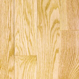 Muirfield 3 Solid Red Oak Hardwood Flooring in Natural by Mullican Flooring