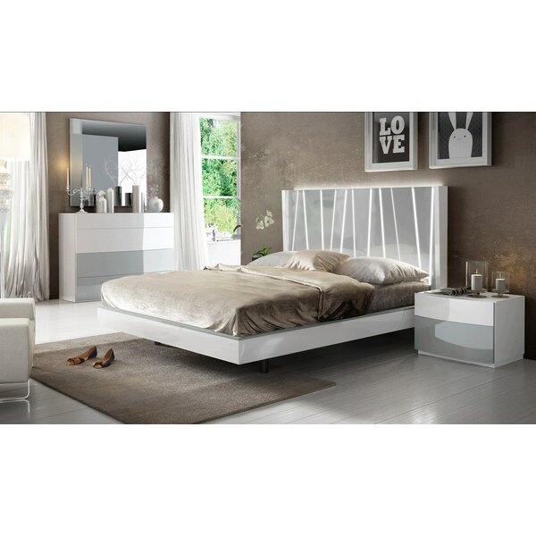 Celina Platform Configurable Bedroom Set by Orren Ellis