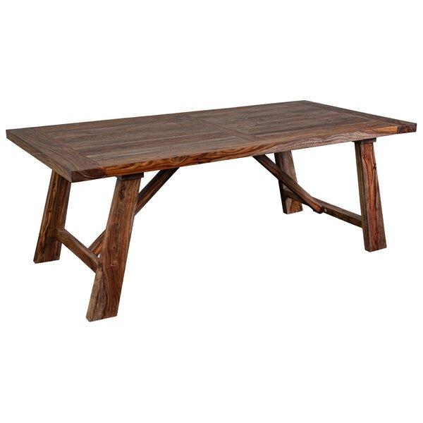 Marissa Solid Wood Dining Table by Loon Peak Loon Peak
