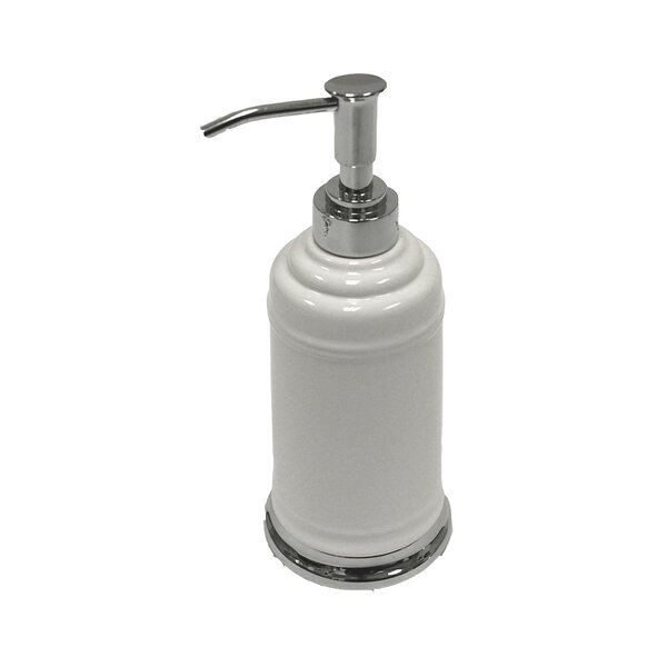 Hutsell Soap & Lotion Dispenser by Charlton Home