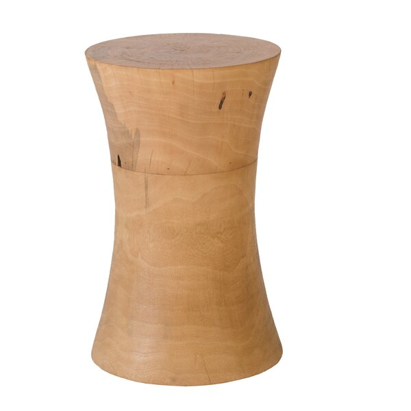 Claverack Solid Wood Garden Stool by Foundry Select
