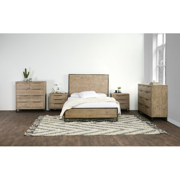 Glenda Panel Configurable Bedroom Set by Greyleigh