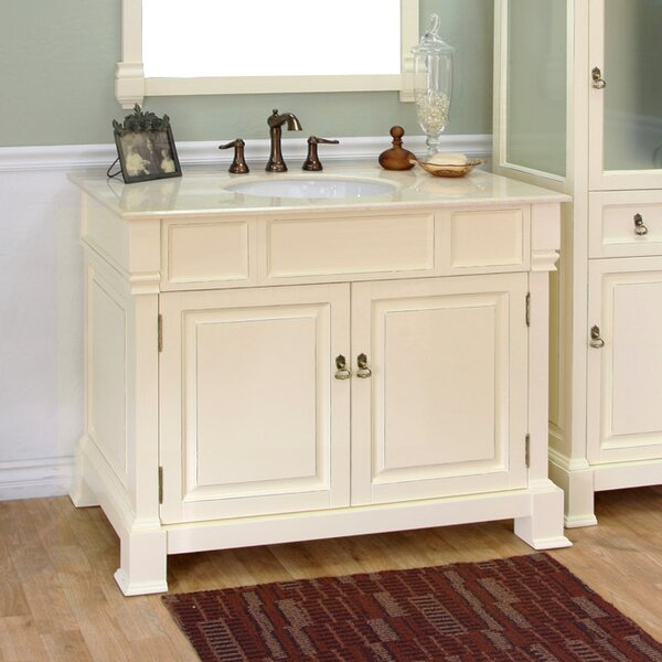 42 Single Bathroom Vanity Set by Bellaterra Home