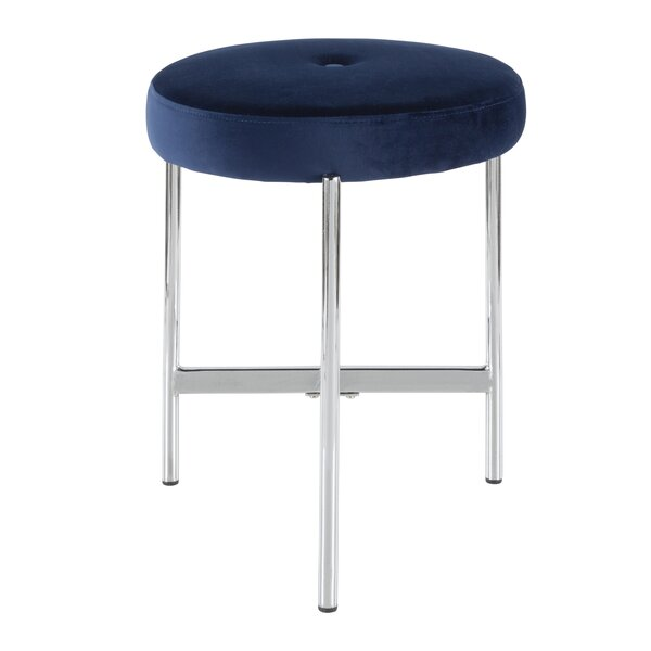 Wednesday Vanity Stool by Mercer41
