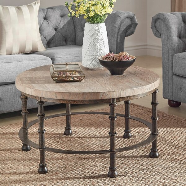 Mccaskill Industrial Coffee Table by Williston Forge