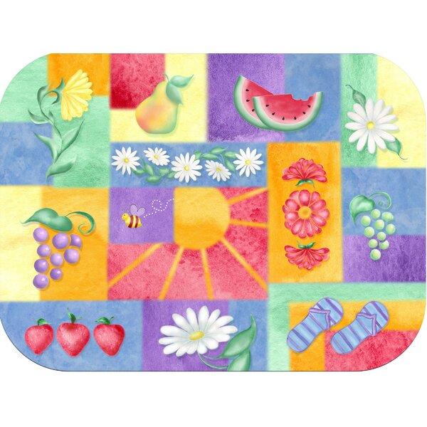 Summertime Cutting Board by McGowan