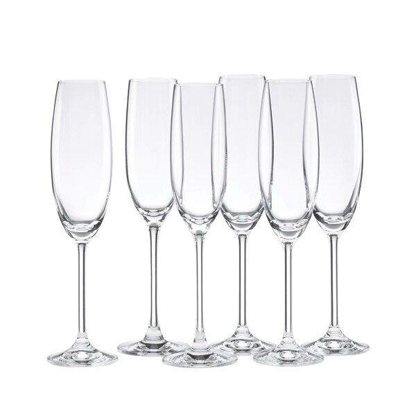 Tuscany Classics Flute Glass (Set of 6) by Lenox