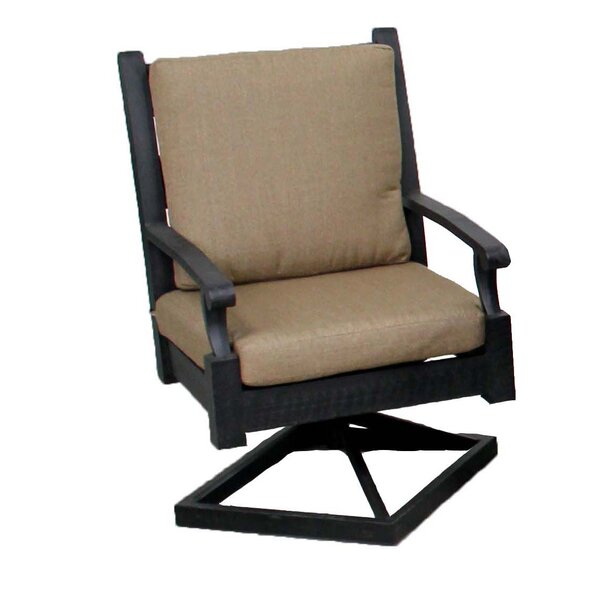 Manhattan Patio Chair with Cushion (Set of 2) by California Outdoor Designs