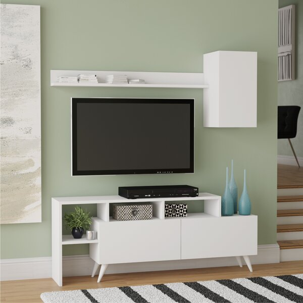 Paislee TV Stand For TVs Up To 65