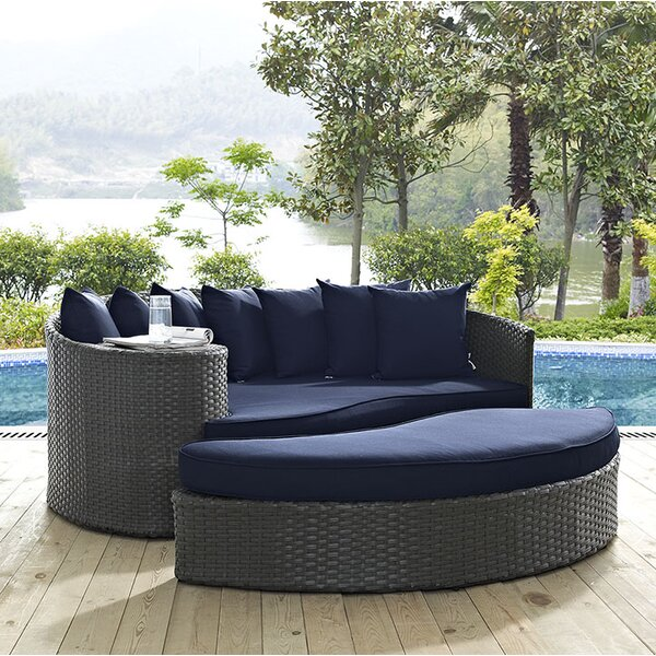 Tripp Daybed with Cushions by Brayden Studio