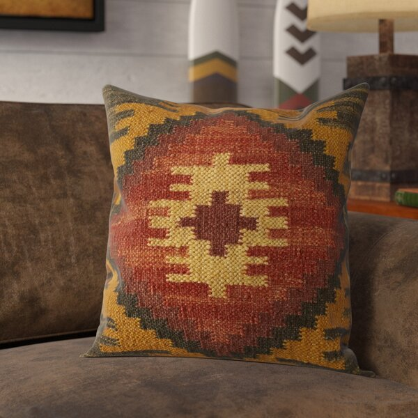 Imran Throw Pillow by Loon Peak