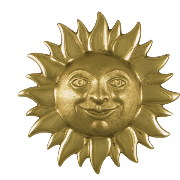 Smiling Sunface Door Knocker by Michael Healy Designs