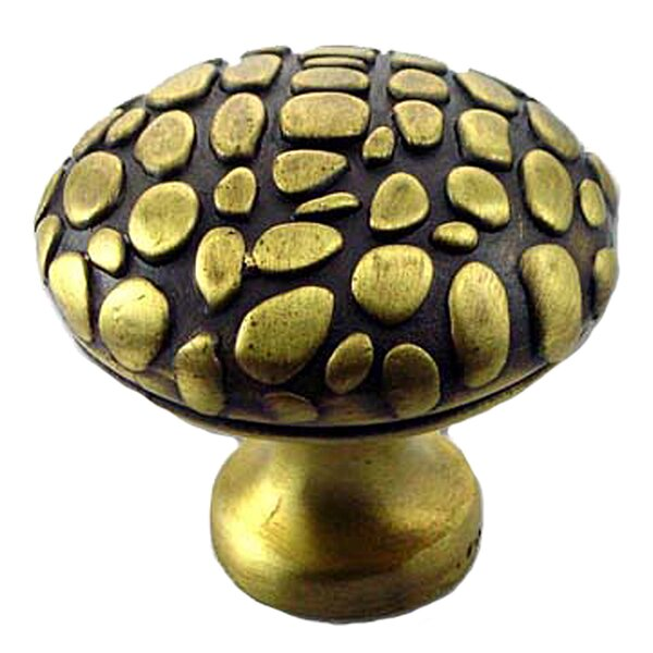 Mushroom Knob by Big Sky Hardware