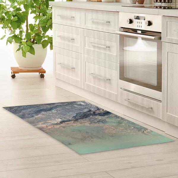 Chapin Tropical Breeze Hires Kitchen Mat