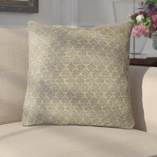 Salters Luxury Throw Pillow by Canora Grey