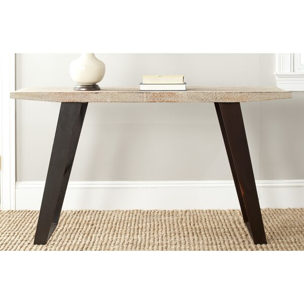 53.2 Solid Wood Console Table By Safavieh