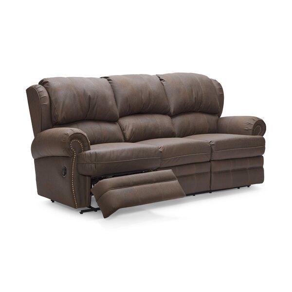 Sloat Reclining Sofa by Alcott Hill