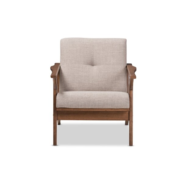 Wojtala Lounge Chair by Union Rustic