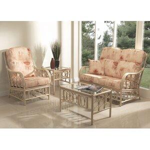4-tlg. Couchgarnitur Alger von Rosalind Wheeler
