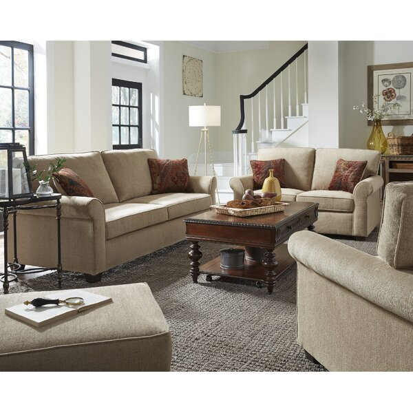 Glastonbury Configurable Living Room Set by Red Barrel Studio