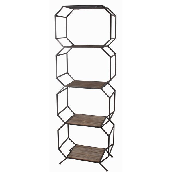 Hepler Etagere Bookcase by Williston Forge
