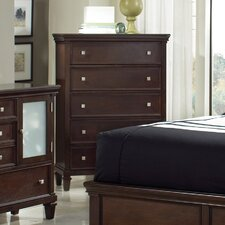 Gerhard 5 Drawer Chest by Darby Home Co