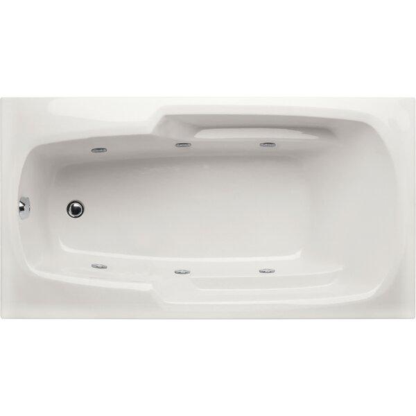 Builder 72 x 36 Whirlpool Bathtub by Hydro Systems